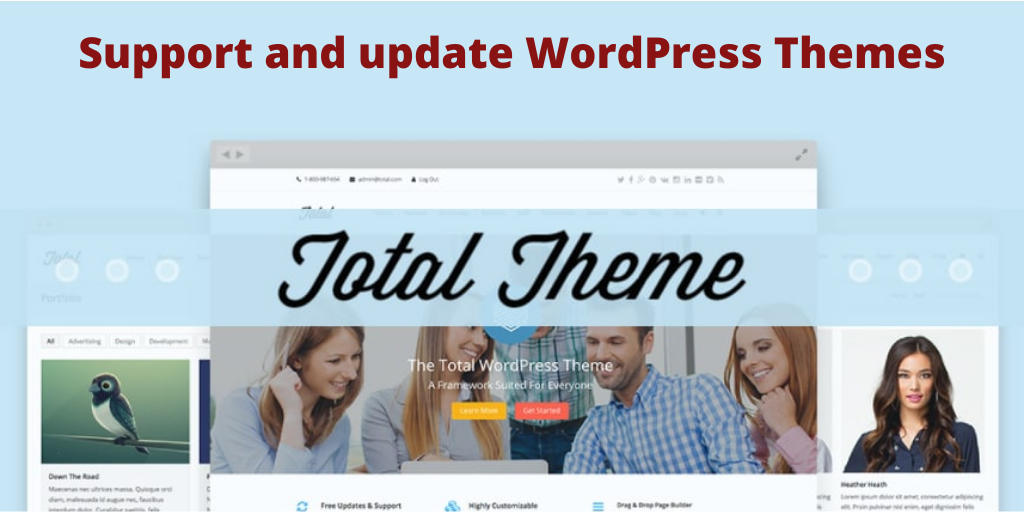 Support_and_update_WordPress_Themes